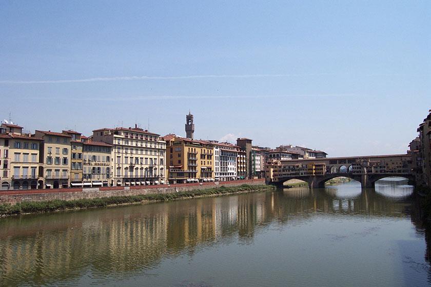 Ponte Vecchio - Florenz berühmteste Brücke