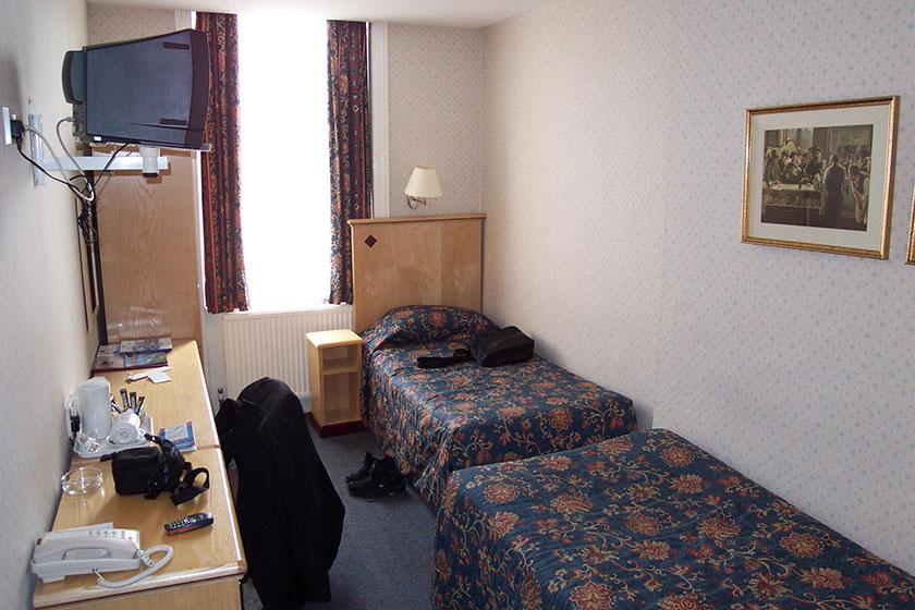 Unser Hotel in London