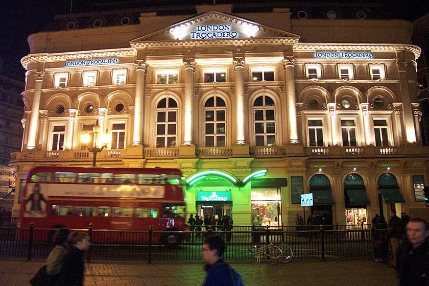 Trocadero London
