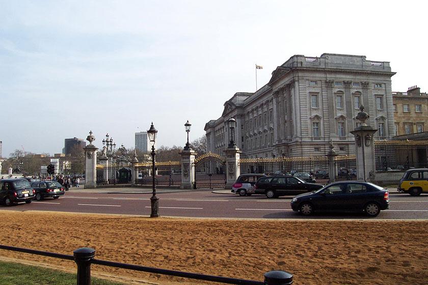 Buckingham Palast
