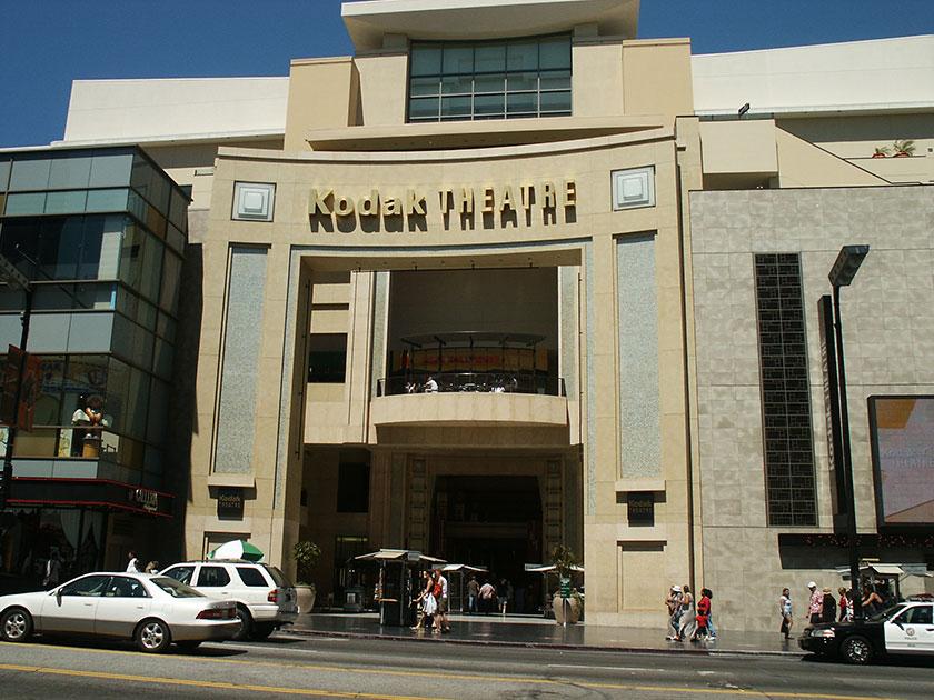 Das Kodak Theatre