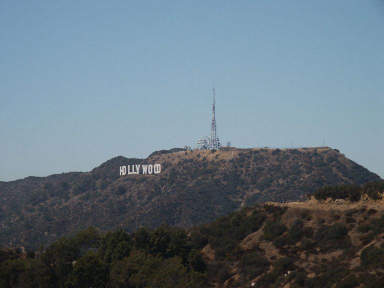 L.A. vom Griffith Observatorium aus gesehen
