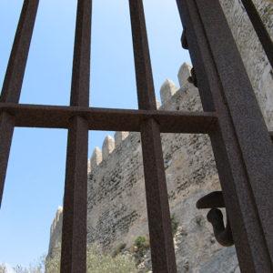 Die Ruine des Castel de Santueri bei Felanitx