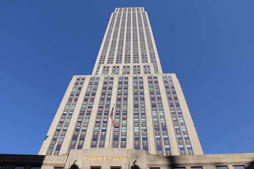 Das Empire State Building