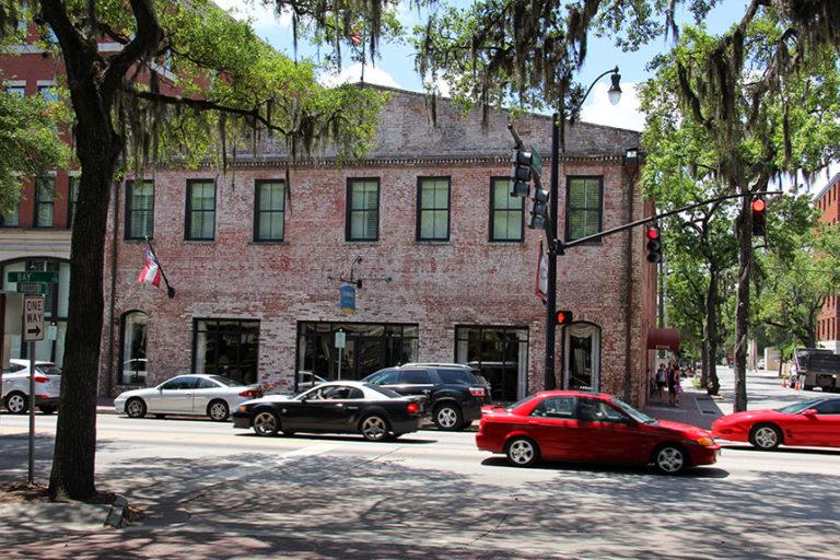Unser Hotel in Savannah