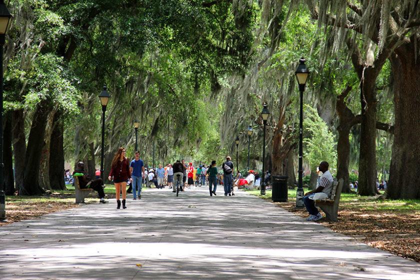 Forsyth Park - Savannah (Georgia)