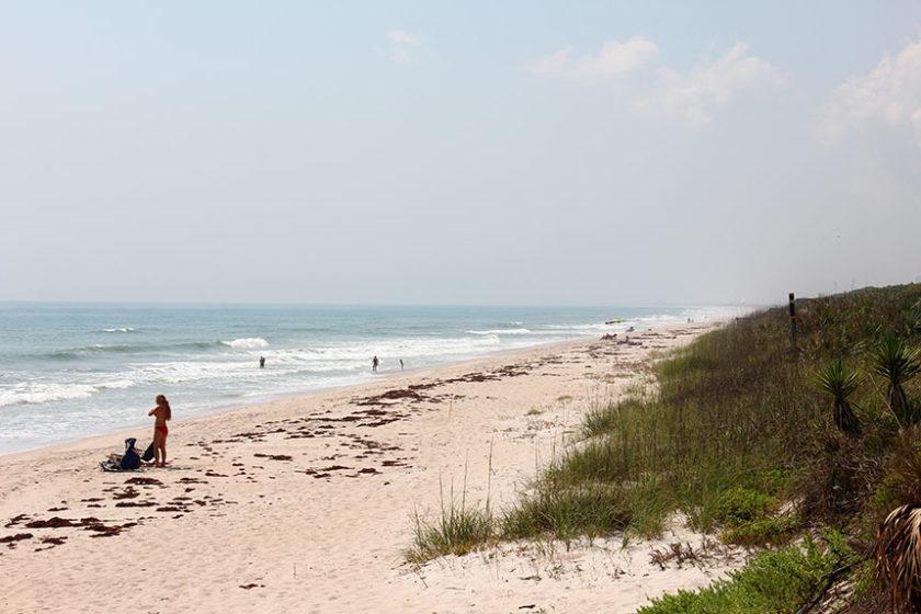 Caneveral Seashore Park