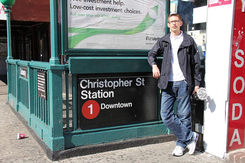Greenwich Village - Die Christopher Street