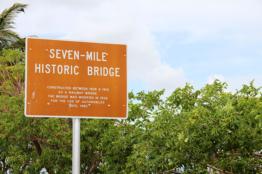 Die 7 Miles Bridge
