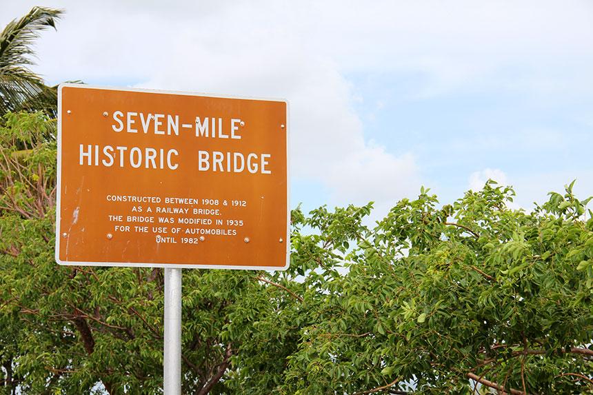 Die 7 Miles Bridge