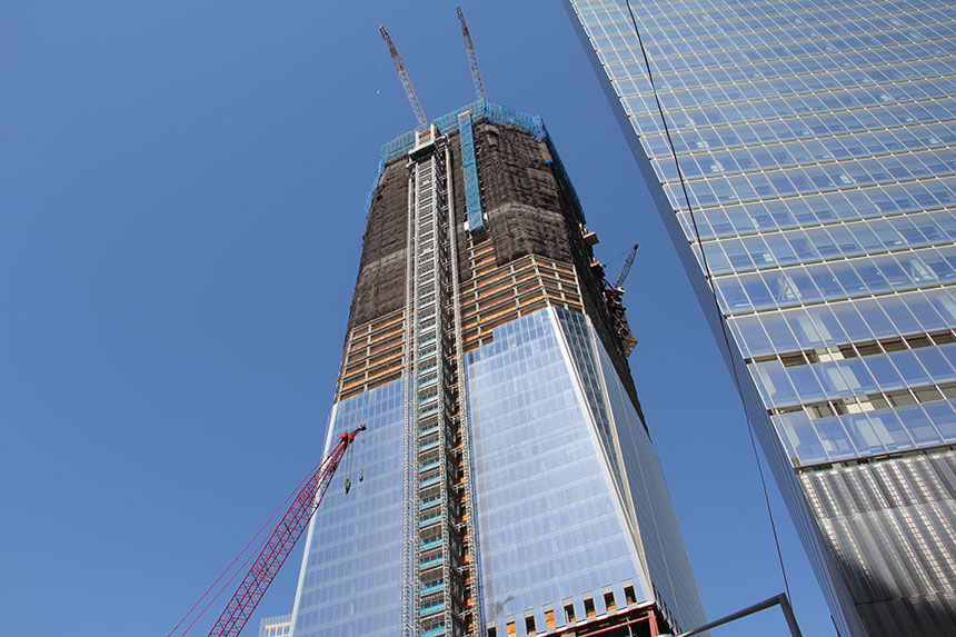 Ground Zero - Freedom Tower