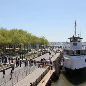 Liberty Island Fähre