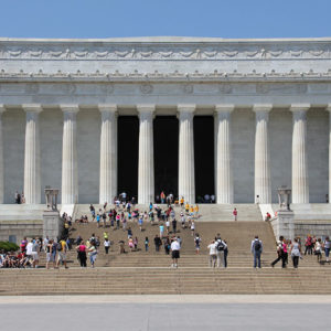 Das Lincoln Memorial