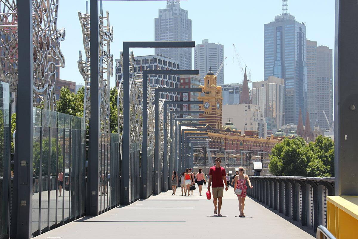 Melbourne Impressionen