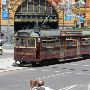 Die kostenlose City Circle Tram