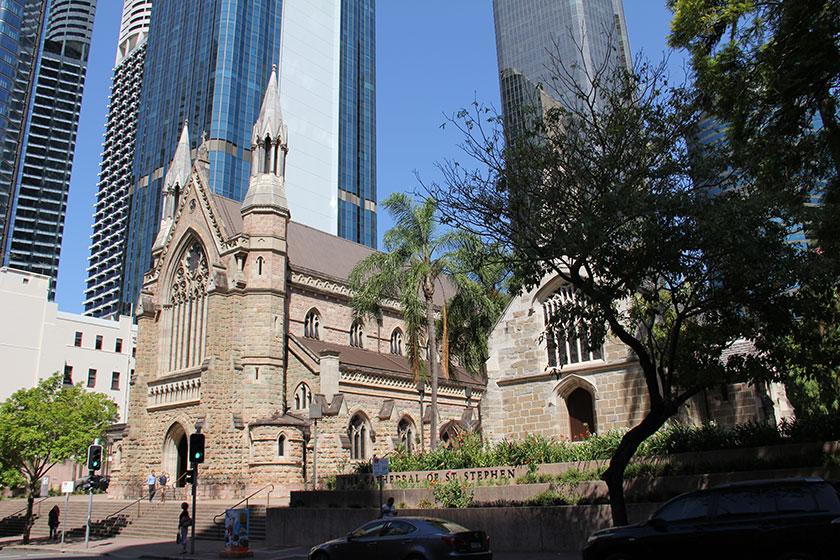 Brisbane Impressionen