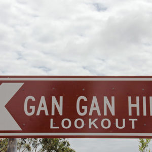 Gan Gan Hill in Port Stephens
