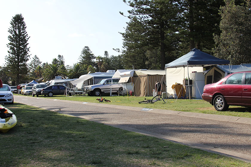 Narrabeen: Big4 Sydney Lakeside Holiday Park