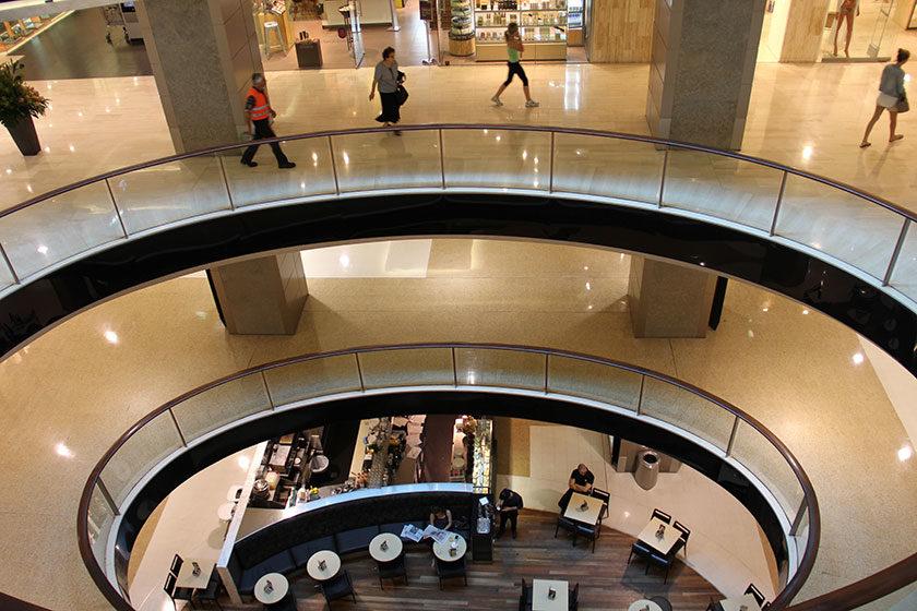 Westfield Bondi Junction shopping mall
