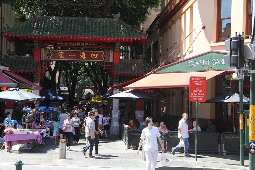 Sydneys China Town