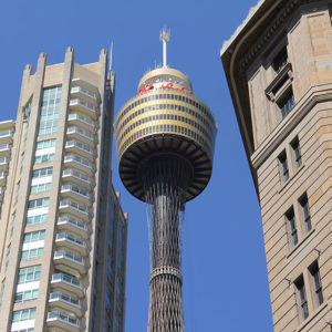 Der Sydney Tower
