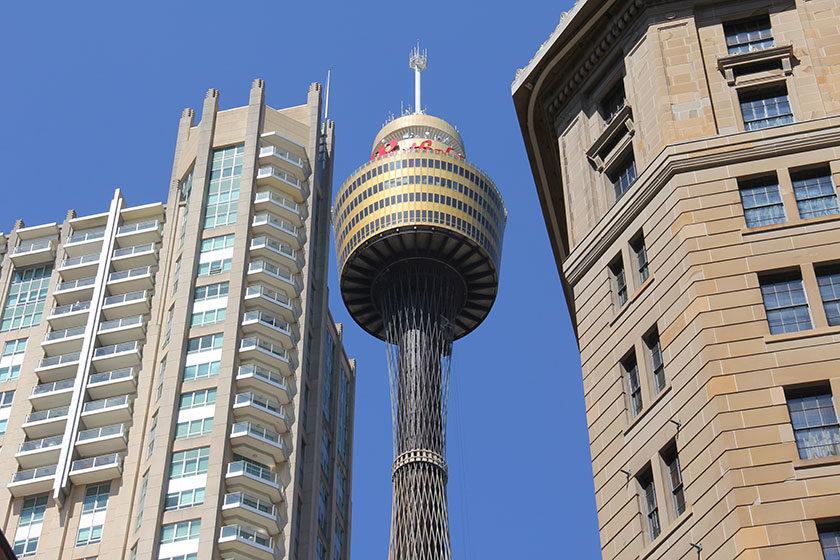 Der Sydney Tower