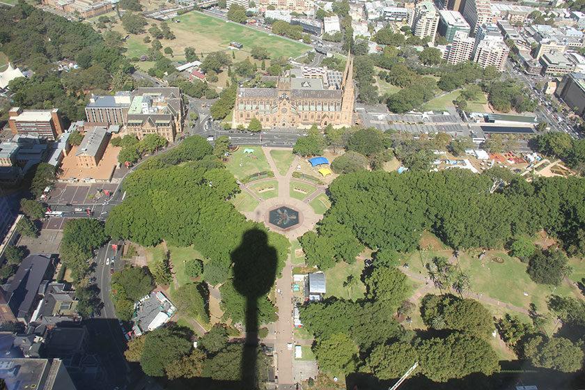 Sydney von oben