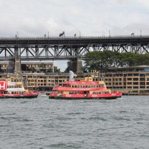 Australia Day Sydney 2013
