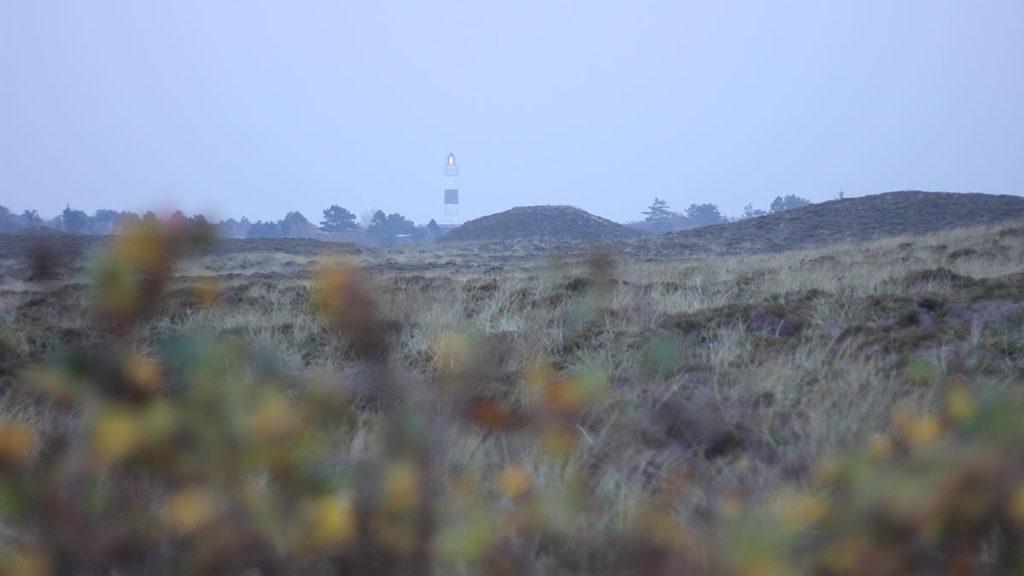 Der Leuchtturm in Kampen