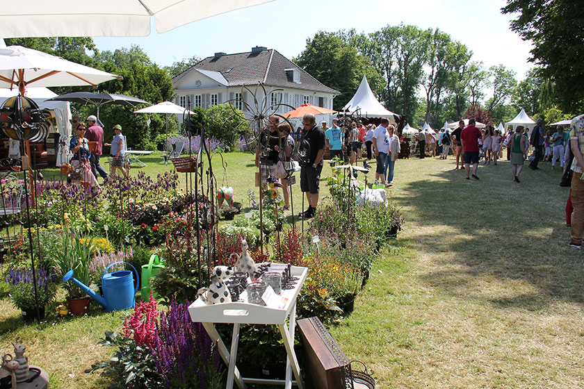 Park & Garden Country Fair auf Gut Stockseehof