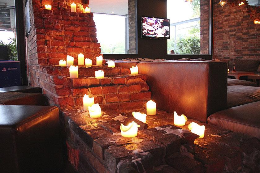 Lobby, Bar und Restaurant
