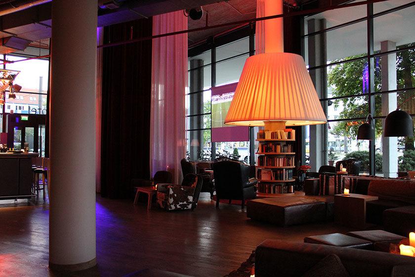 Lobby und Bar