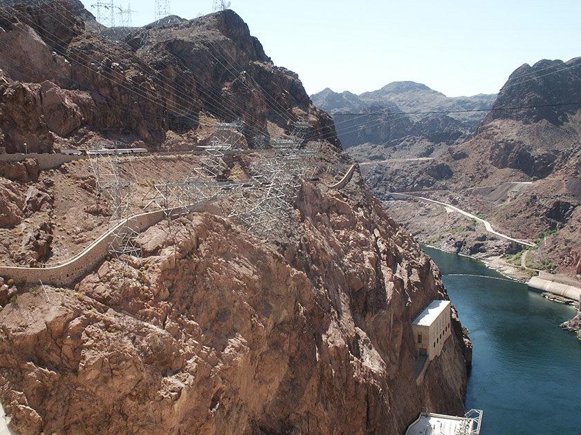 Der Hoover Damm