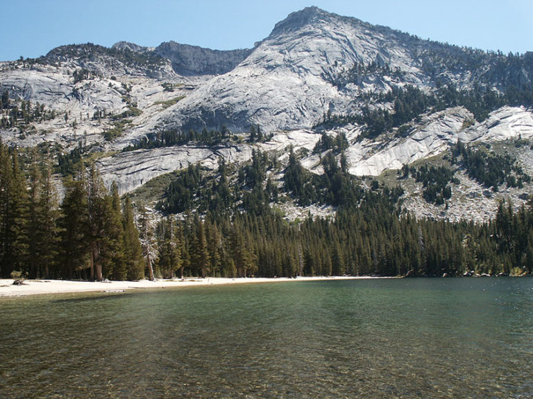 Ein Bergsee