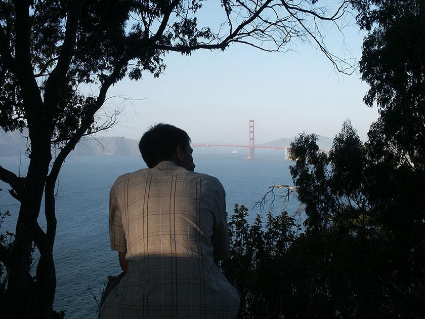 Viele schöne Aussichtspunkte gibt es auf dem 49 Mile Scenic Drive