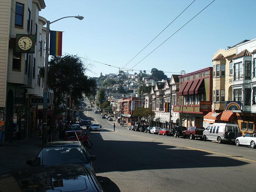 Das Castro Viertel