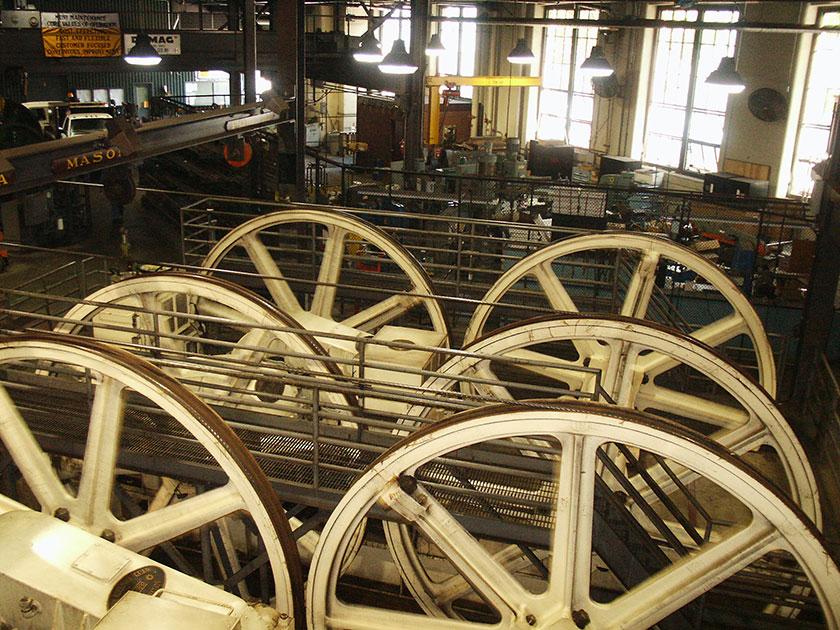 Das Cable Car Museum