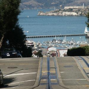 San Francisco mit Alcatraz