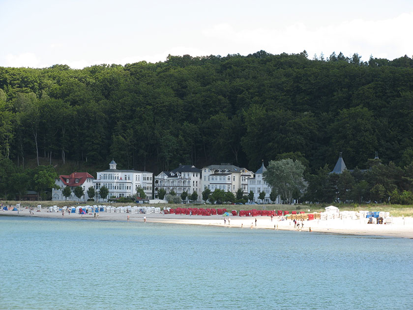 Gästehäuser und Hotels in Binz