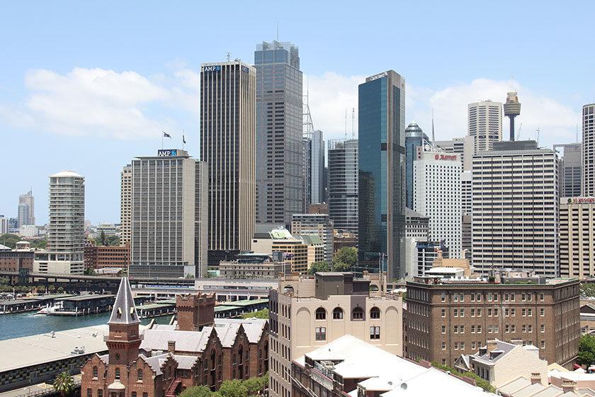 Sydney Impressionen