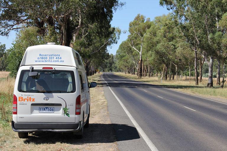 Zwischen Canberra und Orange