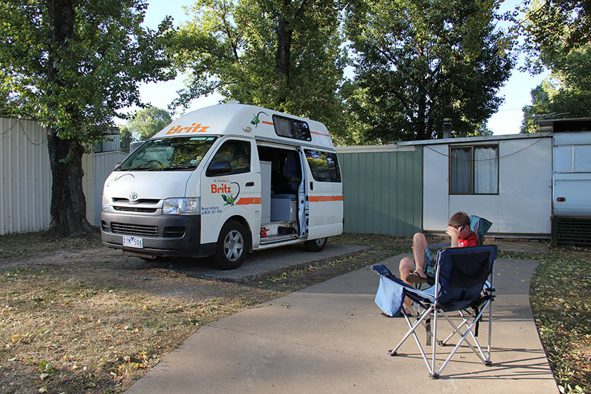 Color City Caravan Park