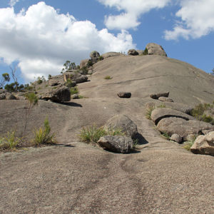 The Pyramid im Girraween National Park