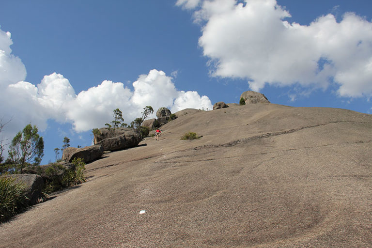 The Pyramid im Girraween National Park