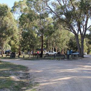 Castle Rock Camping Area