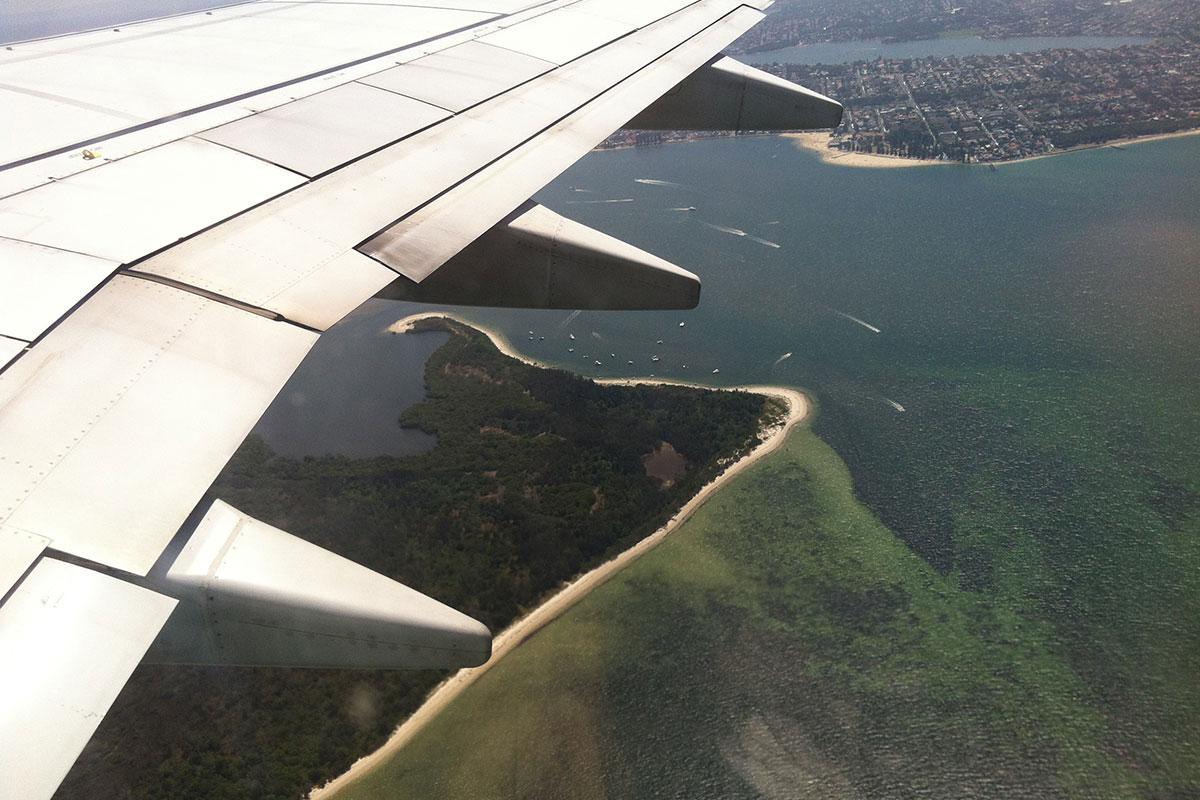 Von Sydney nach Adelaide