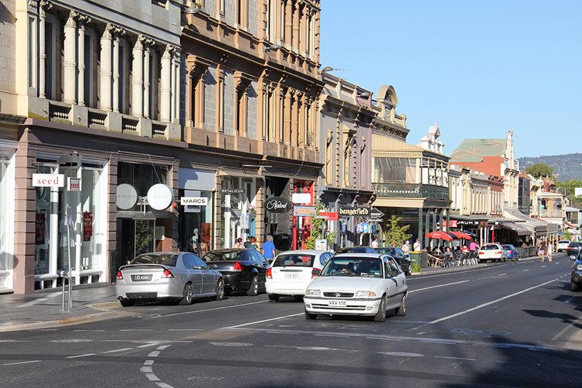 Adelaide Impressionen