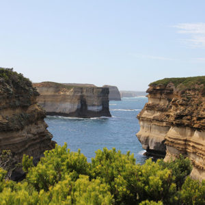 An der Great Ocean Road
