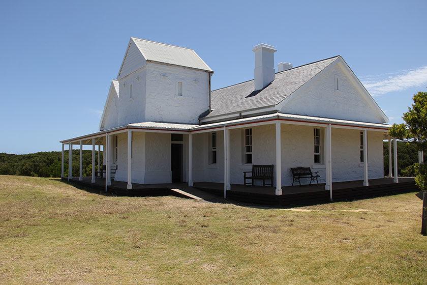 Freilichtmuseum am Cape Otway Lighthouse