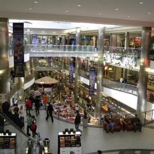Budapests größter Shoppingtempel